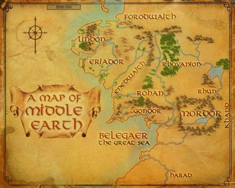 map middle earth favorite media comic book cartography maps of the worlds