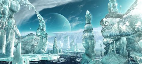 the world of ice ice world ii by priteeboy on
