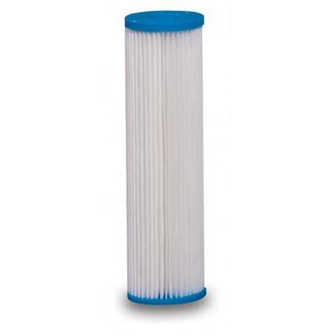 Sediment Filter Cartridge 10 Nano Filter 10 quot pleated water filter cartridge washable sediment filter high flow rate 10 m ebay