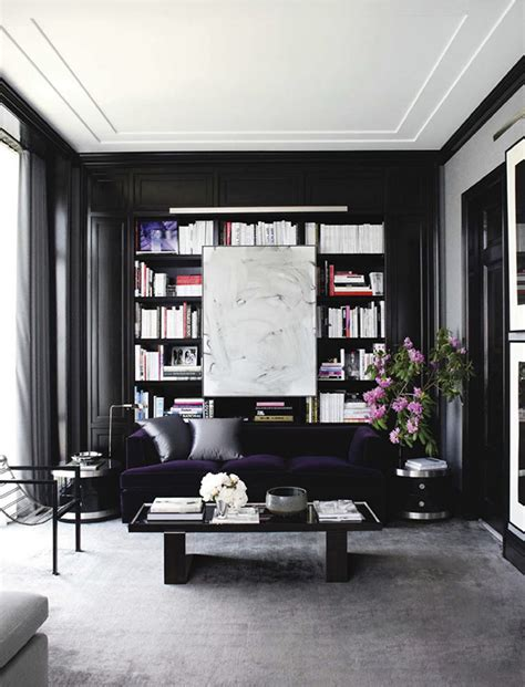 black living rooms black gold mood board for a stylish living room