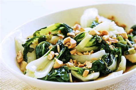 bok choy simple easy delish simplyrecipescom