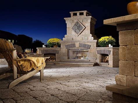 belgard outdoor fireplace kits mobile pits belgard outdoor fireplaces belgard