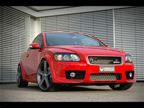 volvo  modifications  heico sportiv car tuning magazine tuningmagnet