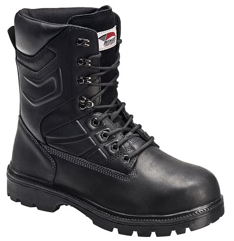 national guard boot c avenger safety footwear s 8 quot steel toe eh