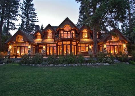 Log Cabins For Sale In Northern California by Luxury Lake Tahoe Lakefront Rentals Tahoe Luxury Properties