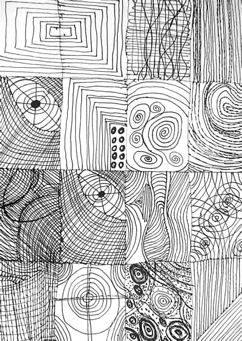 pattern art lines line designs