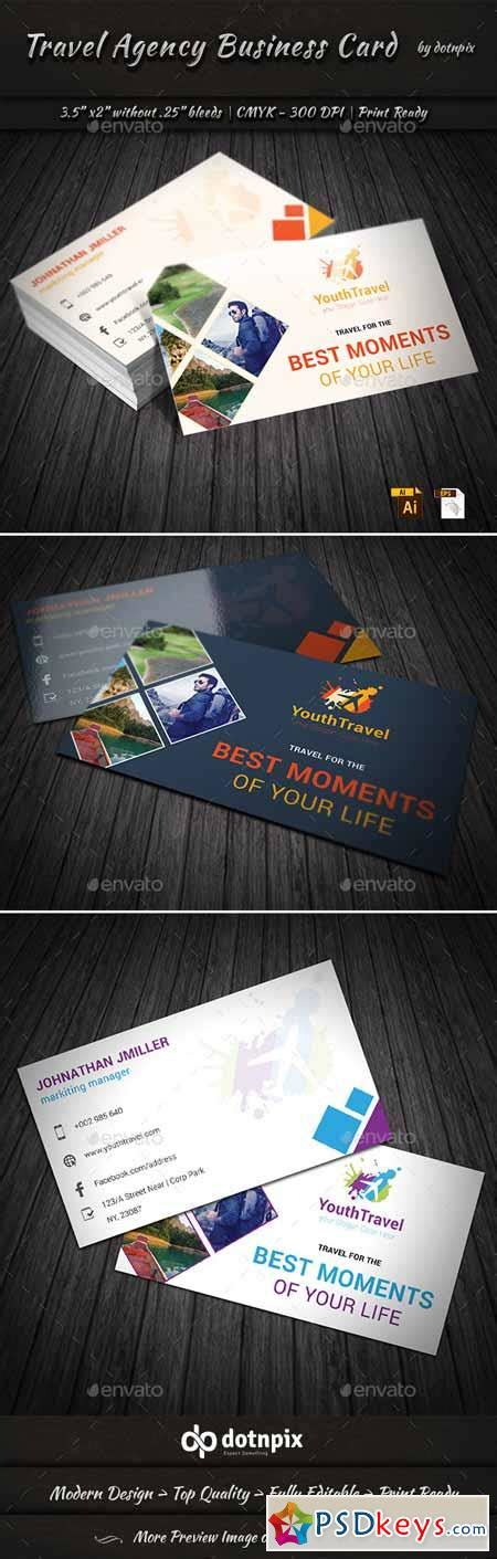 travel agency business card templates free tradex business card 10863934 187 free photoshop