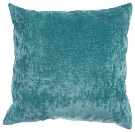 teal bed pillows luxe teal 20 inch decorative pillow modern bed pillows