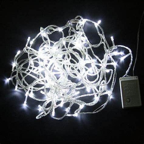 white string lights wedding white 10m 100 led string lights wedding new