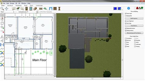 instant home design download instant architect review turbofloorplan instant architect