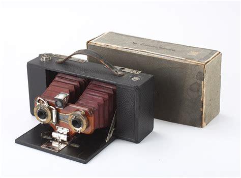 Kotak Model A kodak no 2 stereo brownie model a with worn original box cks 196488 ebay
