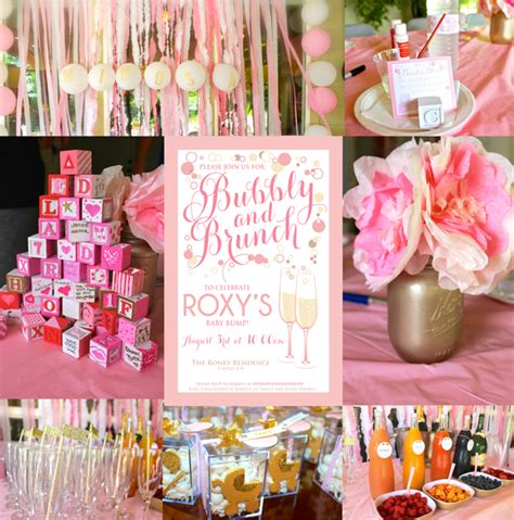 Home Decore Diy by A Bubbly And Brunch Baby Shower Sohosonnet Creative Living
