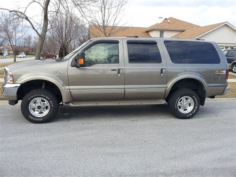 ford excursion overview cargurus