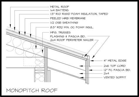 timber skillion roof construction install skillion roof framing diagram www mauriciolemus