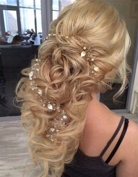 vine braid braided hairstyle for 45 most wedding hairstyles for hair curly