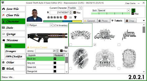 mod gta 5 save editor gta 5 save editor outils pour gta v sur gta modding