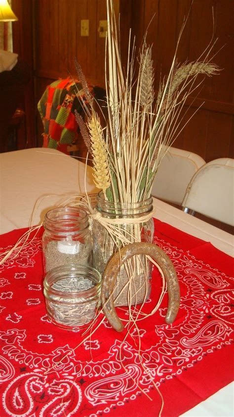 cowboy themed table decorations 25 best ideas about western table decorations on