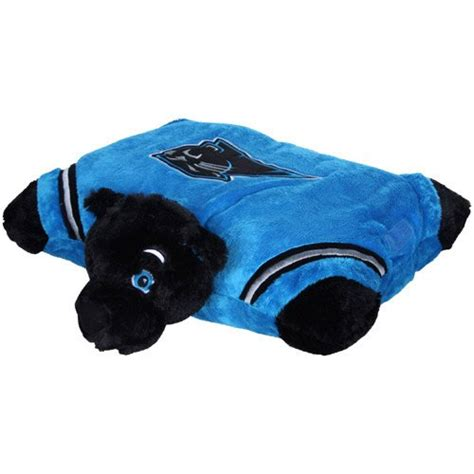 Carolina Panthers Pillow by Nfl Carolina Panthers Pillow Pet Nfl Football Gear Shop