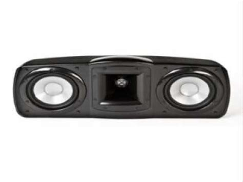 klipsch synergy c 20 premium dual 5 25 inch center channel