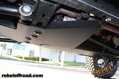 Hardcase Transfor rock 4x4 aluminum transfer skid plate for jeep wrangler jk 2 4dr 2007 2018 rh 6044