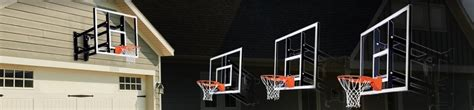 how to choose your wall mount basketball hoop goalsetter
