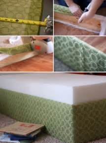 Diy Toddler Bed Easy Diy Project Upholstered Toddler Beds Design Sponge