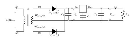 capacitor in circuitikz capacitor in circuitikz 28 images tikz pgf labeling a circuit element with its symbol and