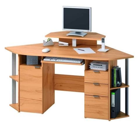 15 Collection Of Computer Corner Desk Wooden Corner Desk
