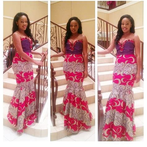 latest style in nigerian ovation ankara styles lookbook 19