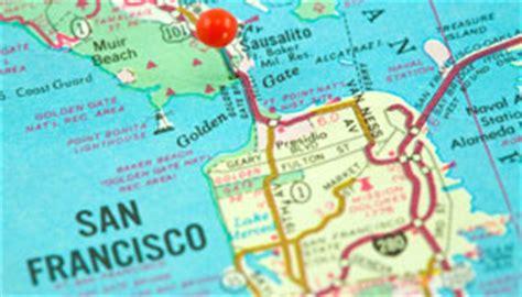 san francisco map in usa one day california tours from san francisco with russian
