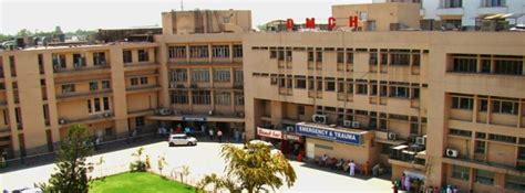 Mba Colleges In Ludhiana by Dmch Dayanand College Hospital Ludhiana