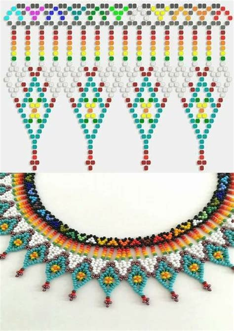 seed bead projects 425 best beading patterns images on beaded