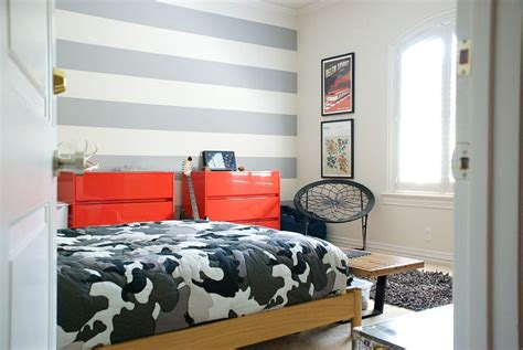 boys bedroom paint ideas stripes 21 creative accent wall ideas for trendy kids bedrooms