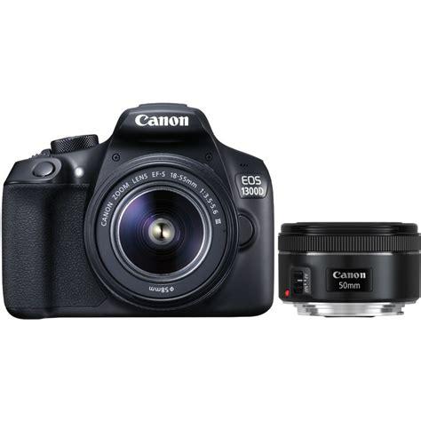 Canon Eos 1300d Kit 18 55mm Iii Free Tasmemory Dan Uv Filter canon eos 1300d 18 55mm dc iii 50mm stm kit dslrs photopoint