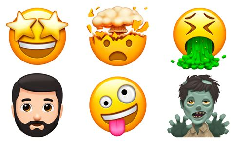 emoji videos veja como ser 227 o os novos caracteres emoji do ios 11 1