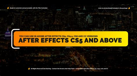 after effects templates to fcpx modern promo titles pack for fcpx by joelstarling videohive