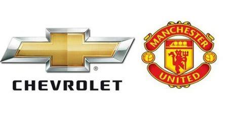 Jersey Mu Aon Blue chevrolet wordt shirtponsor manchester united autofans