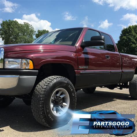 1994 1997 dodge ram truck 1500 2500 3500 flip up