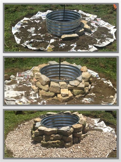 25 best ideas about outside pits on