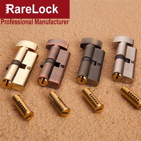 aliexpress com buy 2 pieces door lock interior door rarelock christmas supplies door lock cylinder 4 color
