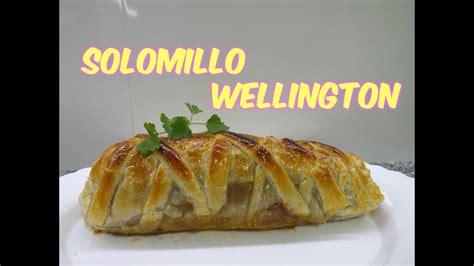 wellington cocina como hacer solomillo wellington cocina con pilar youtube