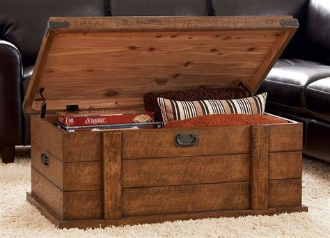 wooden trunk coffee table 17 best ideas about storage trunk on