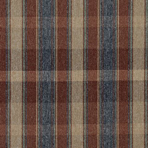 Country Style Upholstery Fabric by 54 Quot Quot Wide C644 Rustic Blue Green Beige Large Plaid Country Style Upholstery Fabric By The Yard