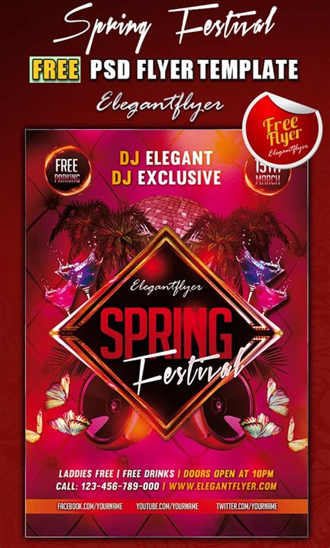 31 Free Party Club Flyer Templates Club Flyer Template