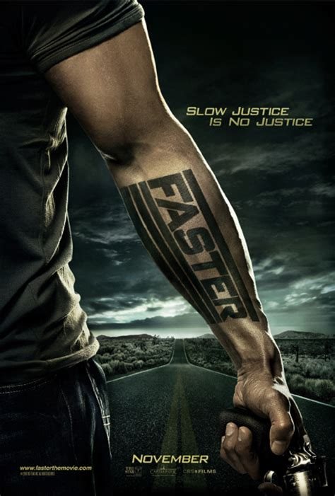tattoo meaning in faster movie faster trailer