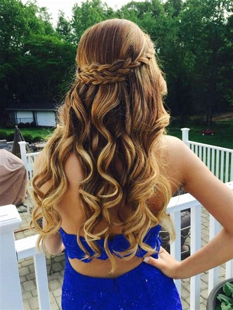 Hairstyles For A Party Pinterest | 15 inspirations of long hairstyles for a party