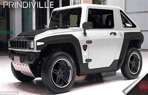 American Electric Vehicles Colorado Company Takes On The American Humvee And