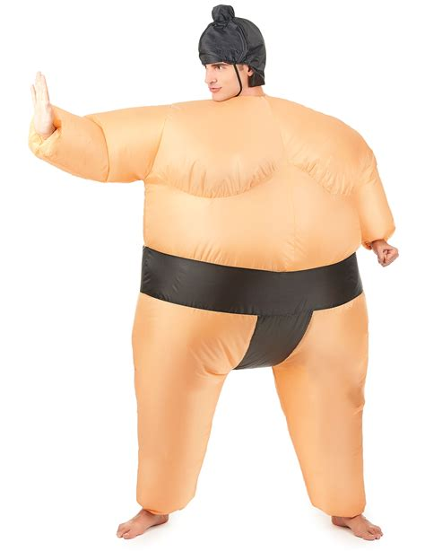 inflatable sumo costume adults costumesand fancy dress