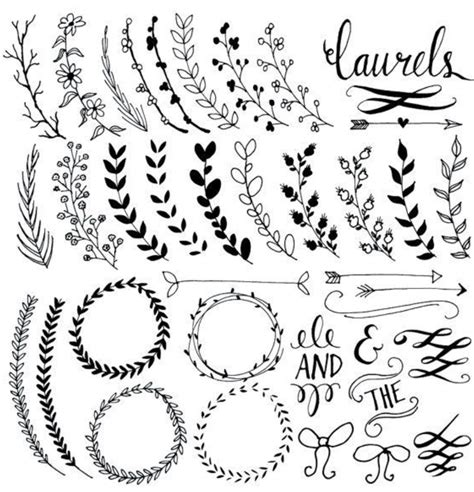 tattoo font embellishments embellishments fonts numbers and embellishments