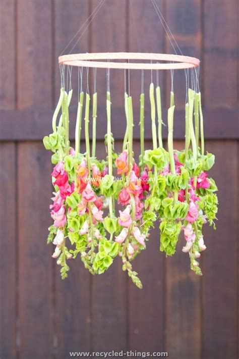 diy decorations hanging cool and easy home decor ideas recycled things